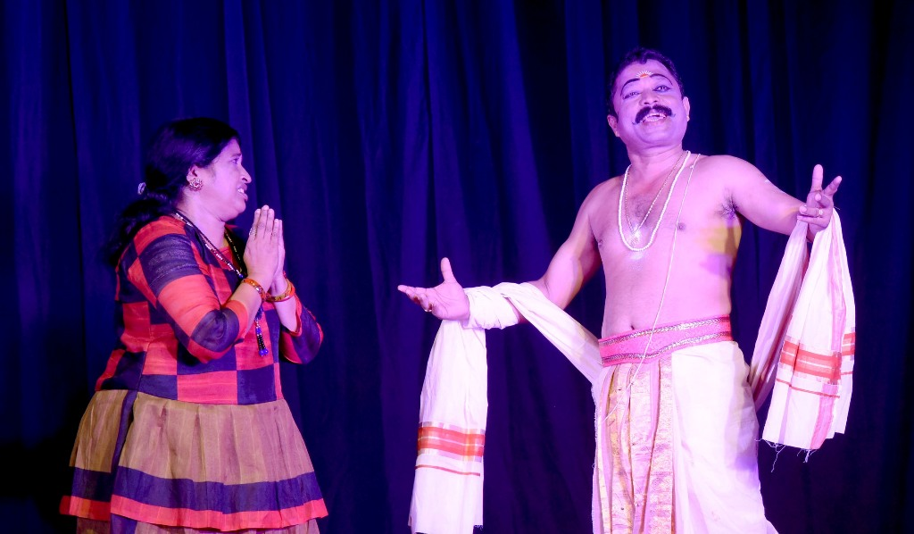 അരങ്ങ് – 4-ാമത് നാടക മത്സരം